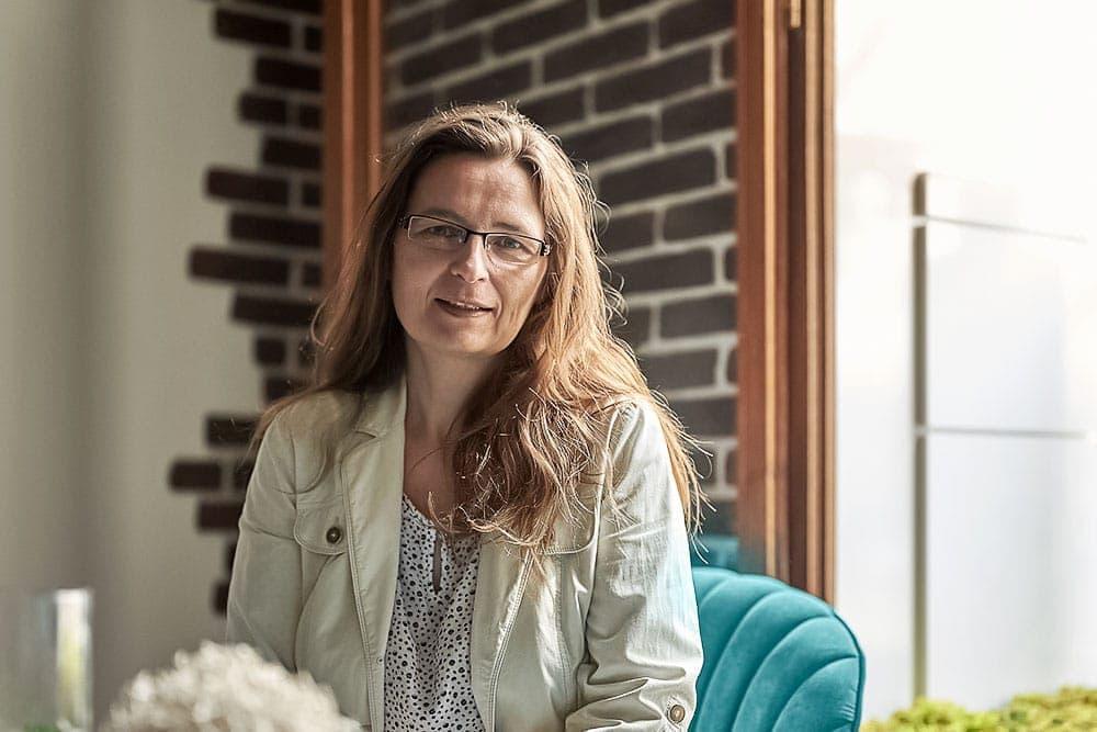Hana Šišperová používá automatickou kresbu pro diagnostiku a terapii